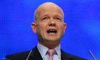 William Hague says nations are struggling against internet attacks, as he pushes for a cyber crime centre