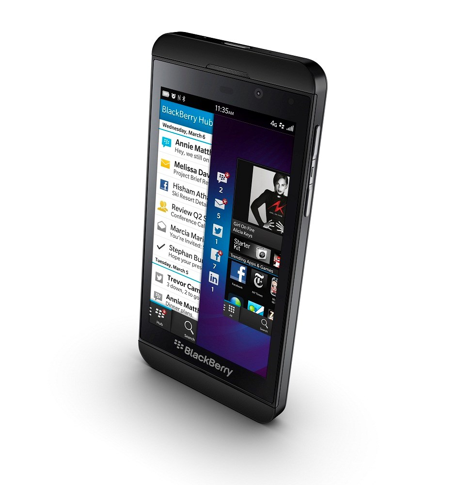 BlackBerry aims to satisfy work/life balance with Balancer in BB10 and Z10