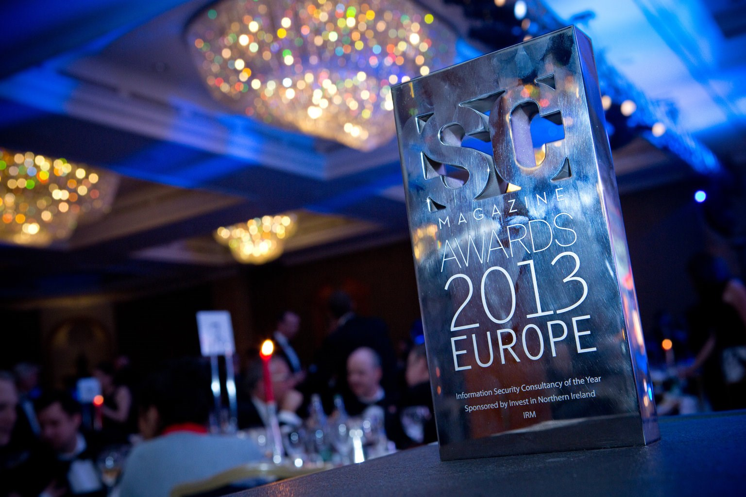 SC Magazine Awards Europe 2013 - highlights