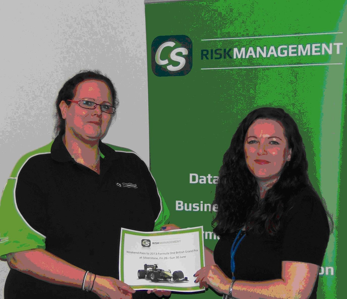Risk manager scoops Infosec prize
