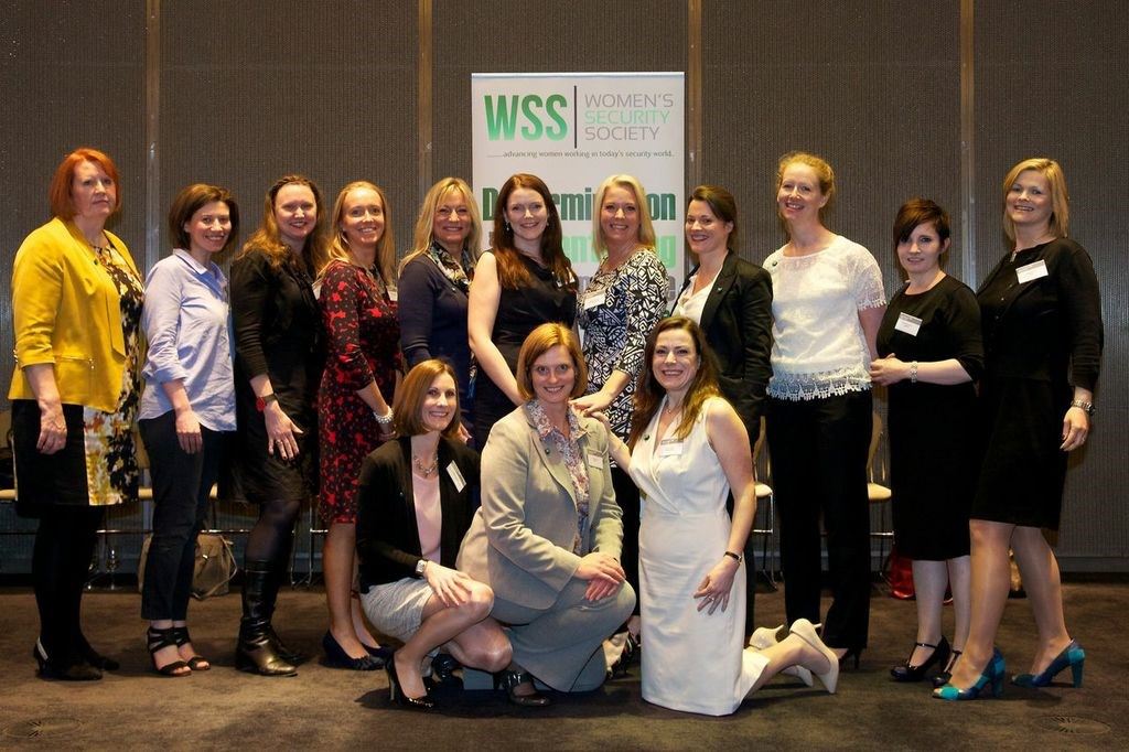 Women's Security Society enjoys successful launch event