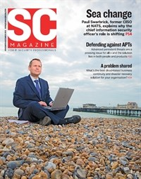 November 2013 Issue of SCMagazine UK
