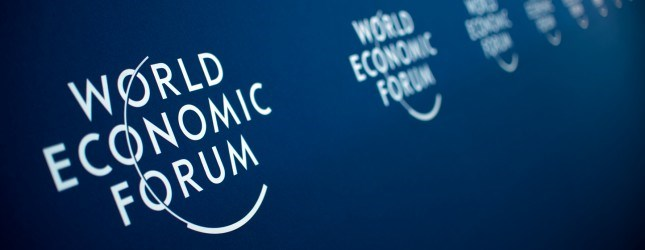 The World Economic Forum's annual Global Risk report shows cyber as a big global threat.