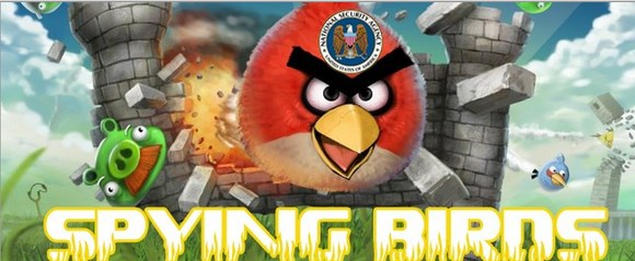 Angry Birds website hacked after latest NSA revelations