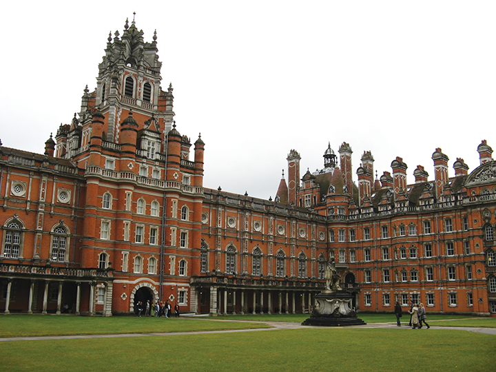 Royal Holloway Uni
