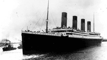 Sink or swim - Titanic lessons for cyber security