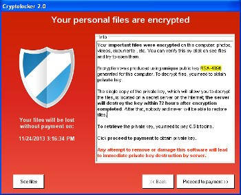 New TorrentLocker ransomware trades on fear of CryptoLocker