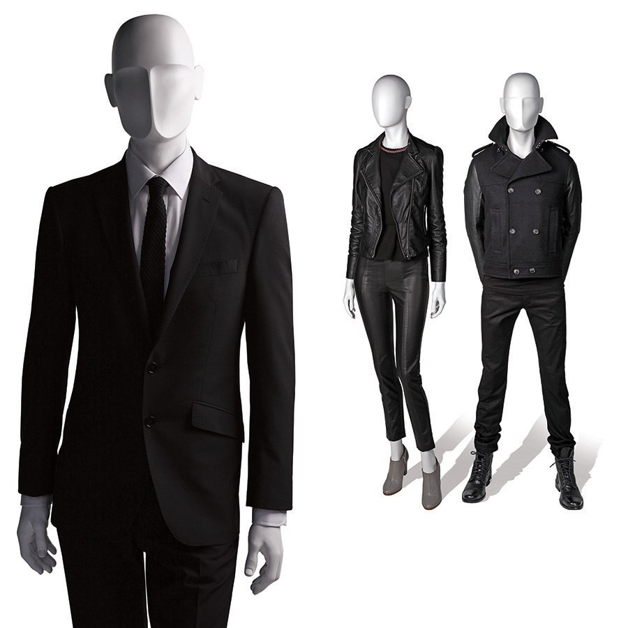 Retailers install shopper-tracking mannequins