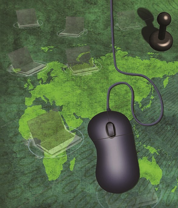 Cyber-warfare is so new that the 'ground-rules' are still being established