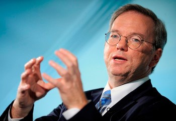 Google chairman sees future of 'unbreakable' encryption
