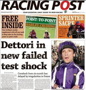 UK's Racing Post leaks 677,000 customer names and passwords