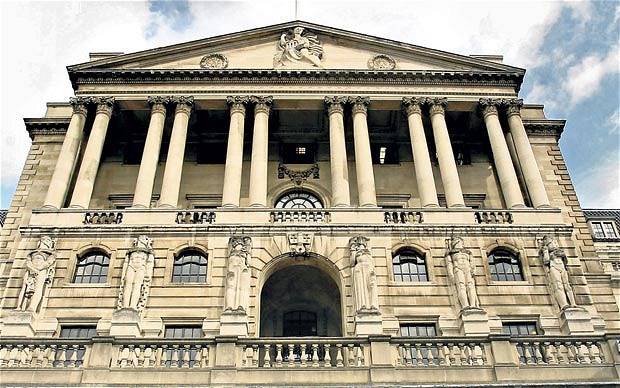 The Bank of England is rolling out it's new series of cyber-defence simulations