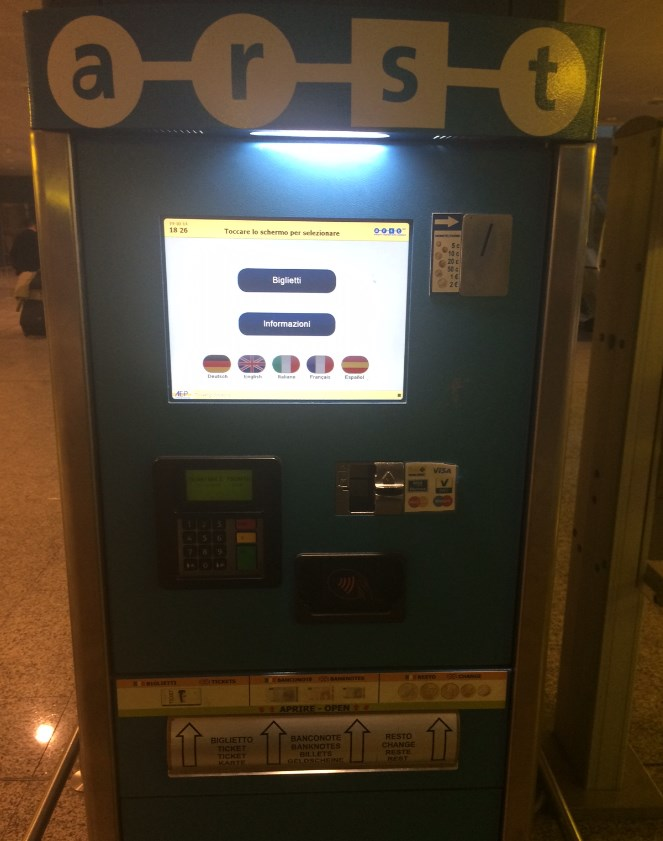 New malware hits ATM and electronic ticketing machines