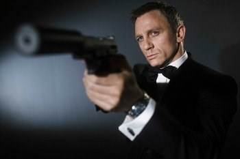 Film producers shaken (not stirred) as Sony hackers steal James Bond script