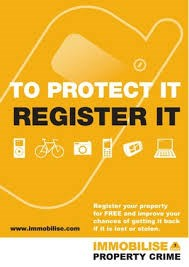 Register to protect stolen property has security flaw