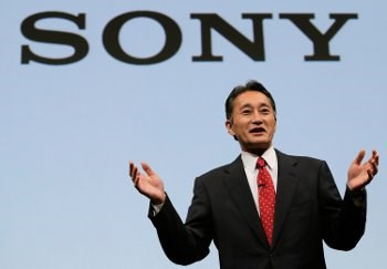 Sony CEO: Data breach won't impact financial results