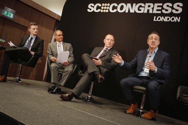 Cloud security was a key issue at SC Congress in London earlier today.
