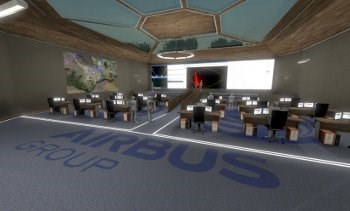Airbus to build virtual reality cyber-centre for MoD