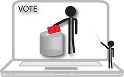 Credit card style e-voting system could beat electoral fraud