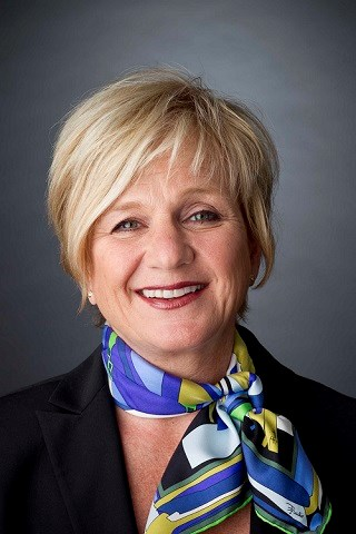 Sue Trombley, managing director of professional services at Iron Mountain