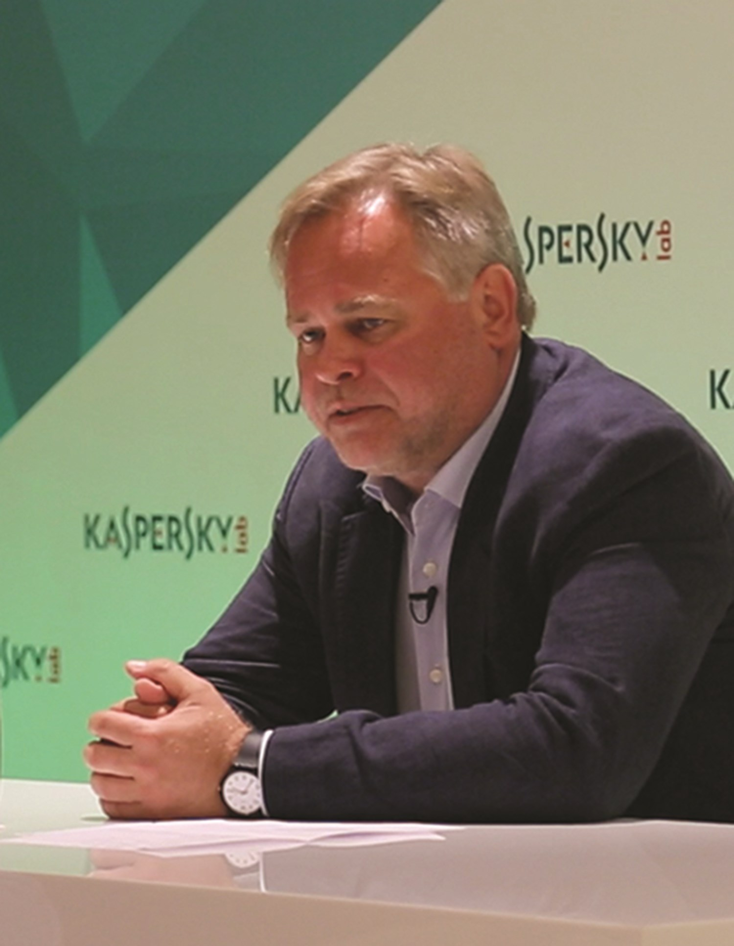 Eugene Kaspersky's  company attacked by  Duqu 2.0.