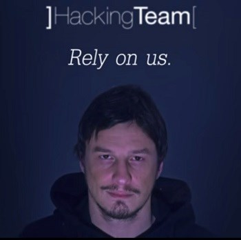 Hacking Team YouTube ad