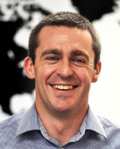Paul Stokes, COO of Wynyard Group