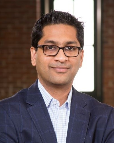 Paddy Srinivasan, vice president and head of products, Xively Internet of Things at LogMeIn