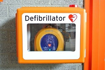 """Has this defibrillator been """"owned""""?"""