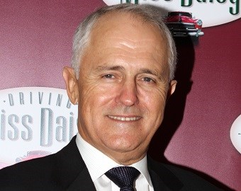 "Australian PM Malcolm Turnbull: Law ""critical"" for fighting crime"