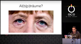 Starbug's in your eyes: German hacker spoofs iris recognition