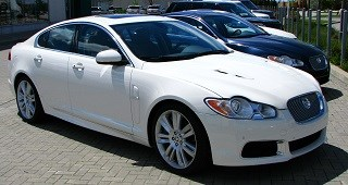 The XFR and other keyless vehicles like it, might be vulnerable to electronic 'lockpicks'. Image via Wikimedia commons