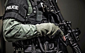 Police body cameras pre-infected with Conficker malware