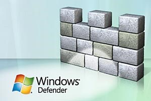 Windows Defender comes to the rescue.