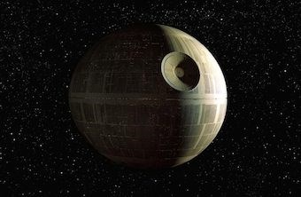 Death Star: the technological terror with a fatal information security flaw