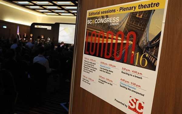 Welcome to the 2016 SC Congress London