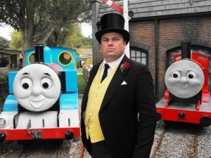 Does UK cyber-security need a Fat Controller? (Pic: drusillas.co.uk)