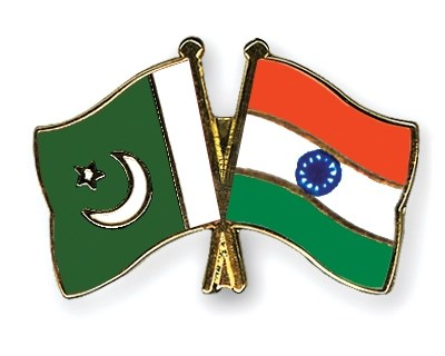 India and Pakistan tensions go online
