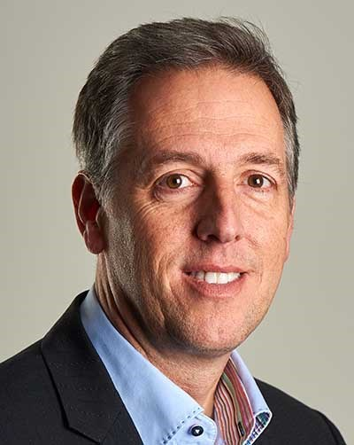 Ron Symons, regional director, A10 Networks