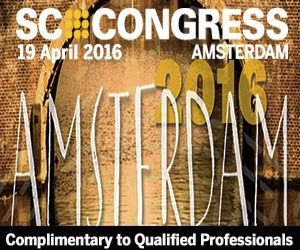 SC Congress Amsterdam 2016 is TODAY!