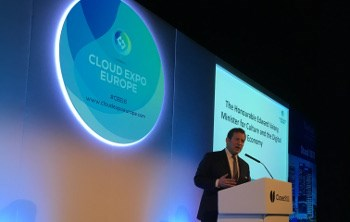 Cloud Expo Europe: Vaizey promises support from UK gov to tech industry