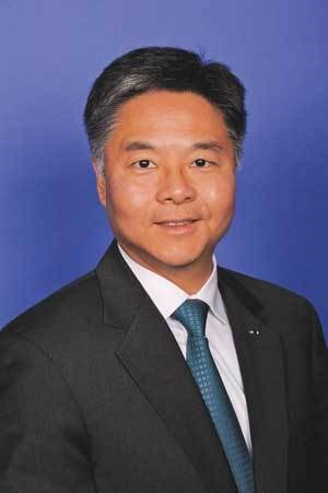 Rep. Ted Lieu is a Democratic Congressman from California