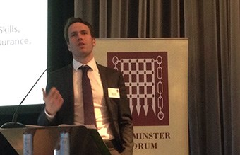 James Snook, deputy director for business, crime and skills in the Office of Cyber Security and Information Assurance in the Cabinet Office