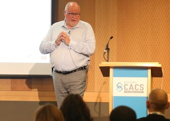 EuroCACS 2016: Computers learn how to detect fraud, waste and error