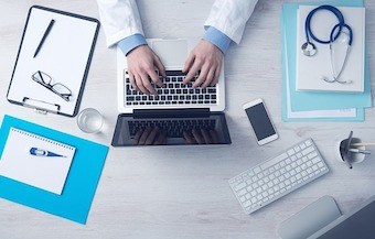 Medical staff routinely ignore IT security to do their jobs