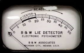 Liar, liar, email on fire - the security value of lie detecting algorithms