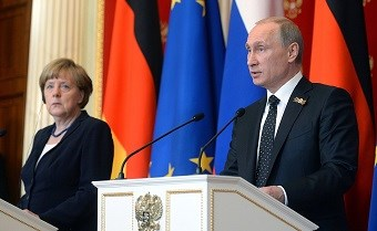 Conflict between Russia and Germany has defined much of European geopolitics for hundreds of years (Wikimedia commons)