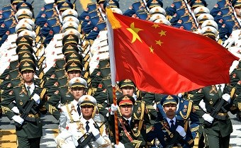The PLA are infamous for attempting to steal intellectual property (credit: Kremlin.ru via wikimedia commons)