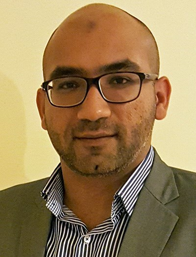 Authlogics appoints Kamber Devjianie to global account manager