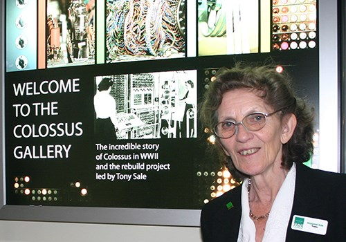 Margaret Sale: keeping the memory of WWII codebreakers alive for 25 years